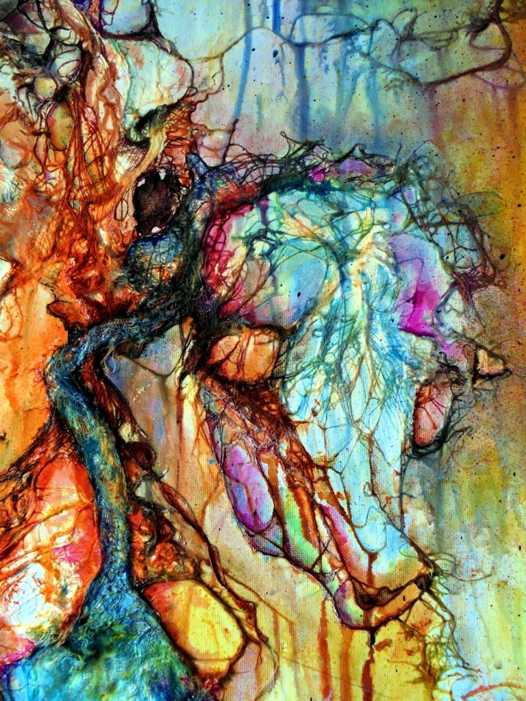 pointless selfportrait 05 detail