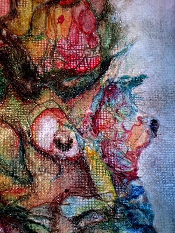 pointless selfportrait 03 detail