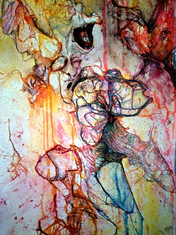 pointless selfportrait 01 detail