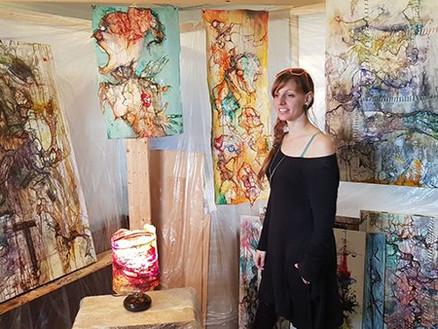 Inside the Studio: Froso Papadimitriou