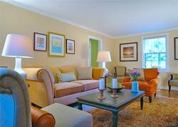_Living Room Washington, DC Colonial_Ver
