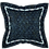 "Thumbnail: Midnight Garden Vera 24"" Pillow"