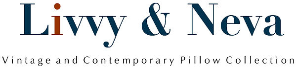 Livvy & Neva Vintage and Contemporary Pillow Collection