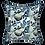 """Thumbnail: Blue Eden 19"""" Pillow"""