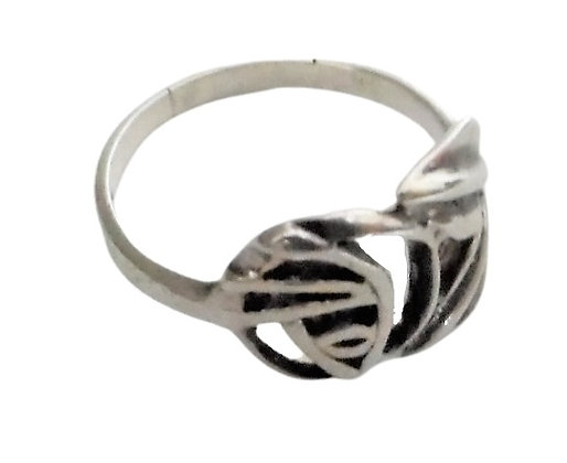Plain Sterling Silver Ring
