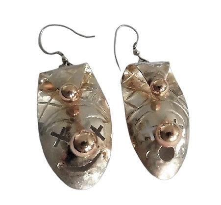 Vintage Pruden & Smith Earrings