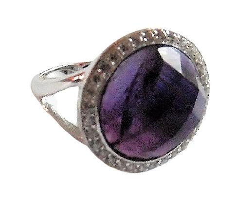 Assayed Purple Ring