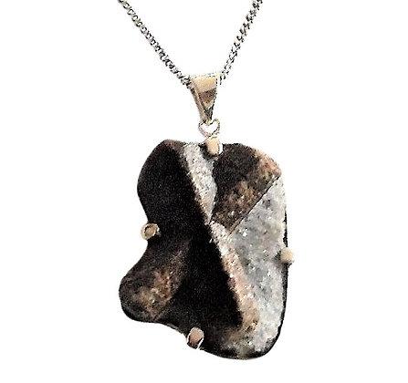 Vintage Quartz Necklace