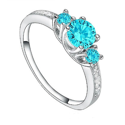 Real Silver Turqouise Ring