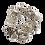 Thumbnail: Vintage Sterling Silver Charm Bracelet 2 Oz +