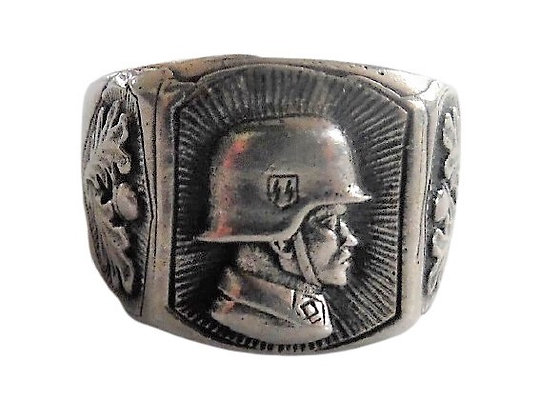 Vintage Germanic Ring