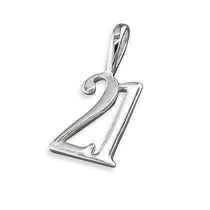21st Birthday Necklace