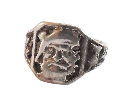 Sterling Scotsman Ring