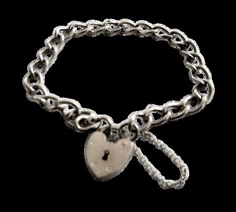 Vintage Assayed Charm Bracelet