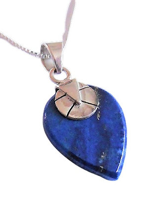 Royal Blue Necklace