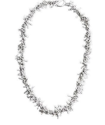 Assayed Branch Choker Necklace 1 Oz +
