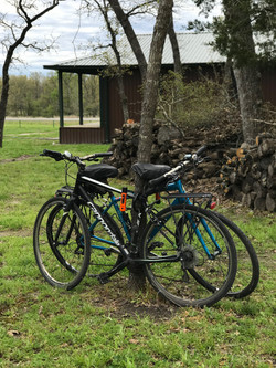 Ride your bike around the neighborhood