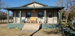 Park host cabin/laundry/shower