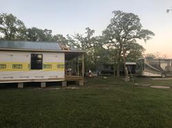 Cabin construction (2018)