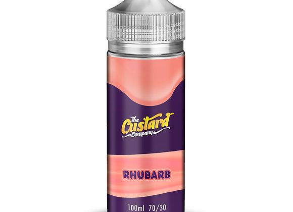 Rhubarb and Custard E-Liquid by The Custard Company - 100ml
