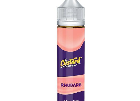 Rhubarb and Custard E-Liquid by The Custard Company - 50ml