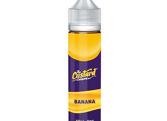 Banana Custard E-Liquid by The Custard Company - 50ml