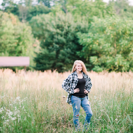 Adysyn's Senior Session