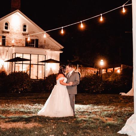 Zysset Wedding at Bush House Estate