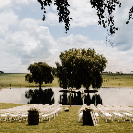 Scott Wedding at The Barn at Greystone Farm