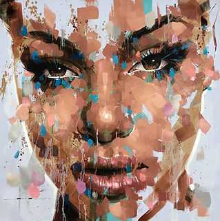 JIMMY LAW - GALERIE 337 - COURCHEVEL - ART