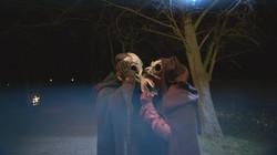 masks on set