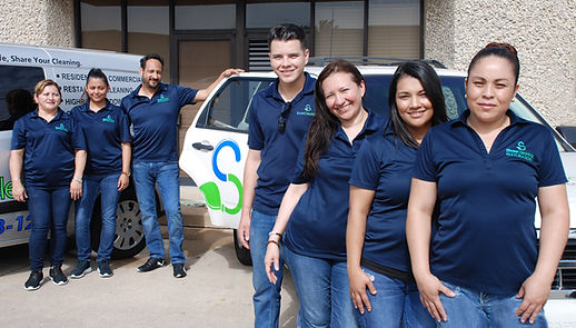 Share Cleaning is fully-bonded and insured and we only hire honest, dependable, and friendly client-focused staff who take pride in spotless performance.