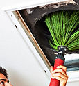 Share Cleaning air-duct cleaning to remove dust, dirt, insects, debris, and allergens, and dryer vent cleaning to help prevent dryer fires and increase clothes dryer efficiency.