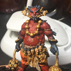 My first painted model!