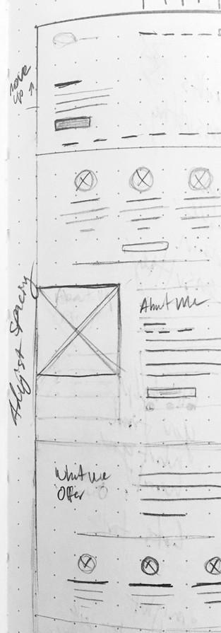 Initial Sketch 2