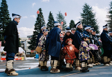 Hachinohe. Japan. Gozen Enburi