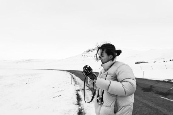 Iceland. Road trip
