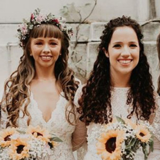 GLAM WEDDING & NATURAL