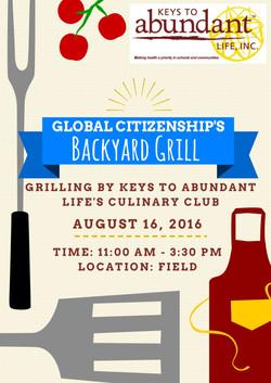 Backyard Grill
