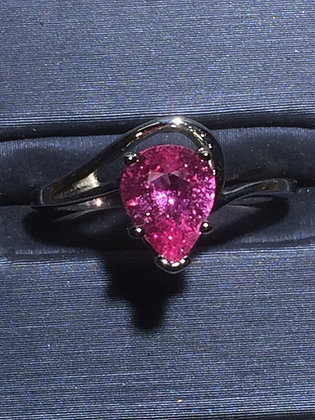1.34 ct. natural pink sapphire