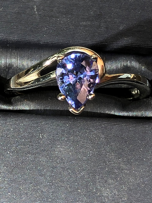 .90 ct. natural sapphire ring