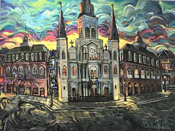 Cathedral Dreams