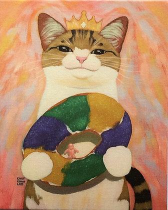 Cat  Giclée #9