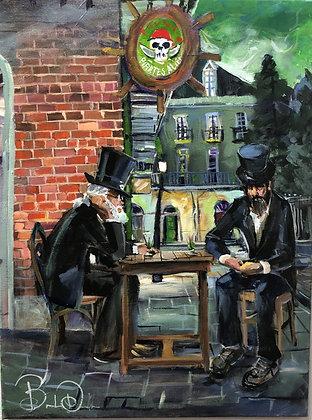 Absinth Drinkers