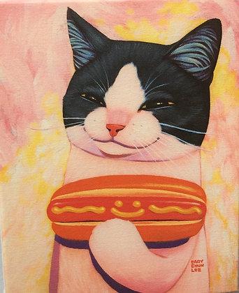 Cat Giclée #3