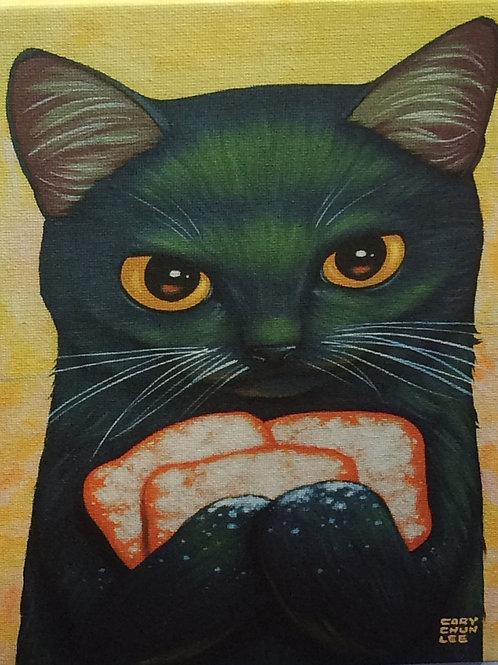 Cat Giclée #4