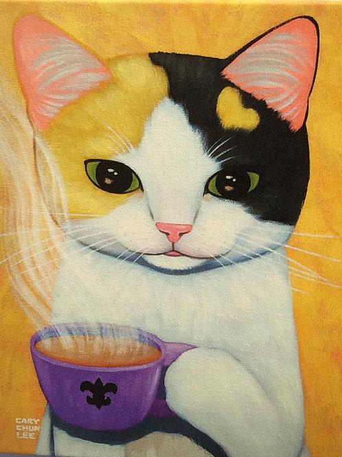 Cat Giclée #5