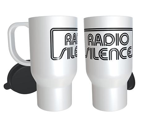 Radio Silence Travel Mug