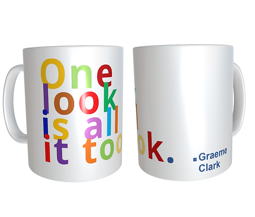 Lyric Coffee Mugs