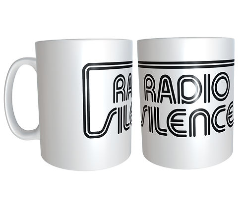 Radio Silence Coffee Mug